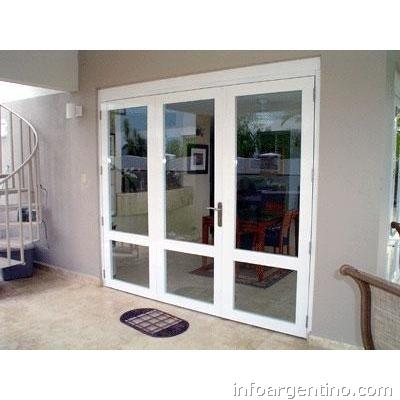Gers aberturas ventanas puertas aluminio sistema m dena for Puertas de aluminio precios en rosario